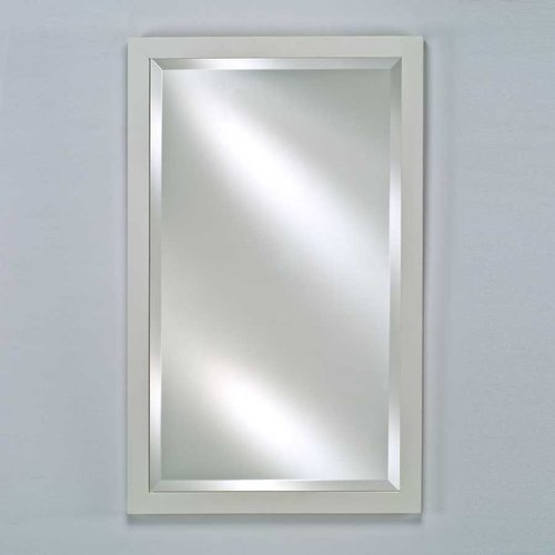 """Afina Estate 20"""" Mirror - Satin White EC11-2026-WT"""