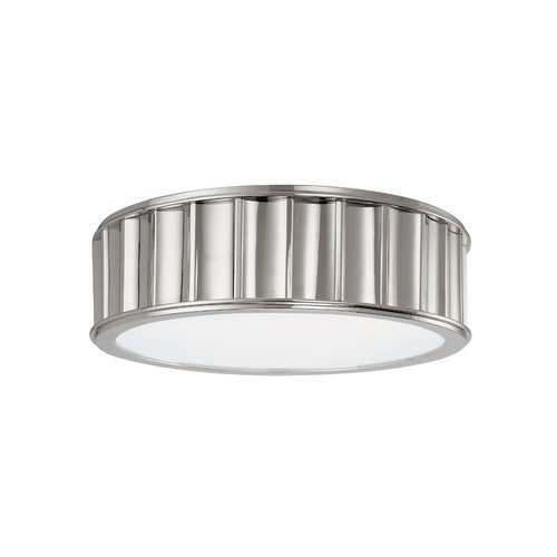 Middlebury 2 Light Flush Mount - Polished Nickel <small>(#911-PN)</small>
