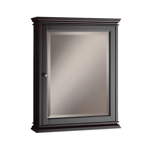 """23"""" Berkshire Mirrored Medicine Cabinet - Espresso <small>(#BECC2330)</small>"""