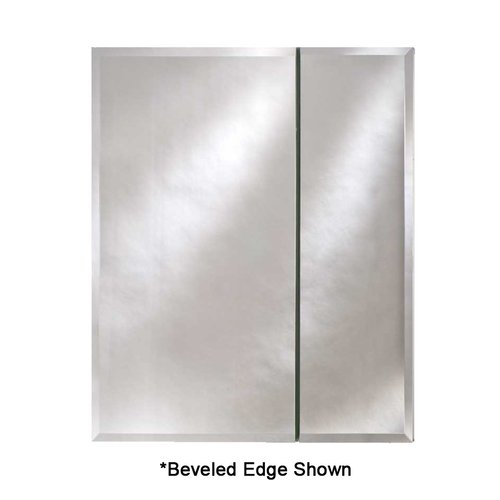 "Broadway 30"" Wall Mount Mirrored Medicine Cabinet - Polished <small>(#DD 3030 R BRD (PE))</small>"
