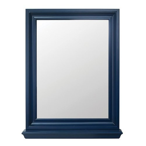 23.125 Inches Cherie Framed Mirror - Royal Blue <small>(#CHBM2430)</small>