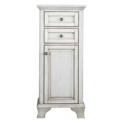 Foremost 22 inches corsicana floor cabinet antique white cnawf1944 j keats for Foremost corsicana 24 in bathroom wall cabinet
