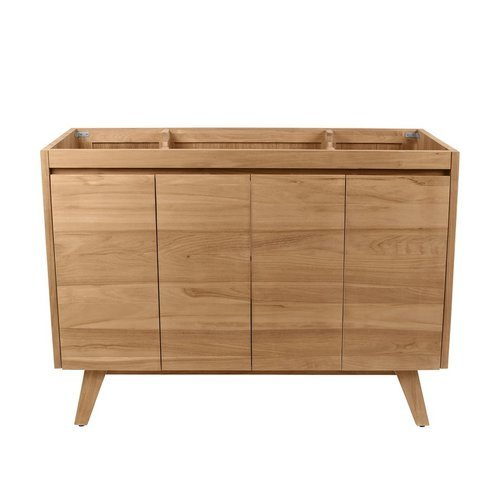 48 Inch Coventry Vanity Only - Natural Teak <small>(#COVENTRY-V48-NT)</small>