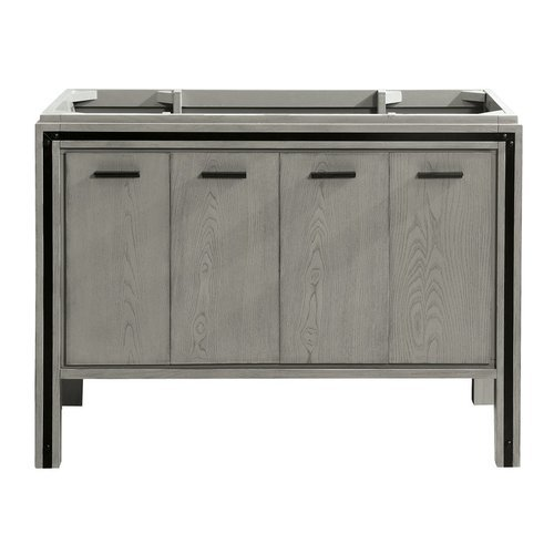43 Inch Dexter Vanity Only - Rustic Gray <small>(#DEXTER-V43-RG)</small>
