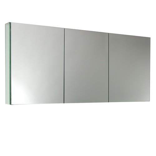 "60"" Wide x 26"" Tall Bathroom Medicine Cabinet w/ Mirrors <small>(#FMC8019)</small>"