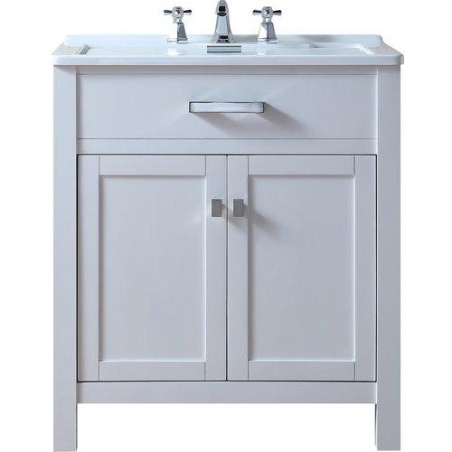 Small Laundry Sink Cabinet – Jerusalem House