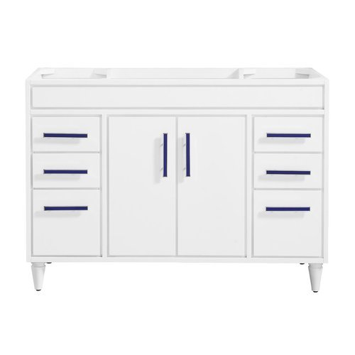 "48"" Layla Single Vanity - White <small>(#LAYLA-V48-WT)</small>"