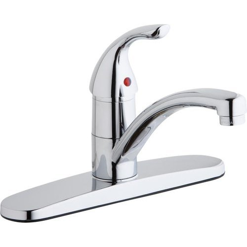 Everyday Traditional Kitchen Faucet - Chrome <small>(#LK1000CR)</small>