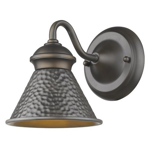 Pickwick 1-Light Small Dark Sky Outdoor Sconce - Oil Rubbed Bronze <small>(#ST7001-ORB)</small>