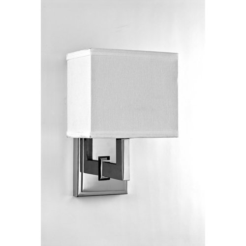Savoy Light Sconce - Polished Chrome <small>(#LS-SAV-CR)</small>