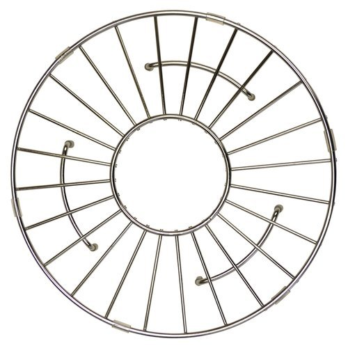"11"" Round Kitchen Sink Grid - Stainless Steel <small>(#GR951-SS)</small>"
