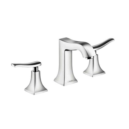 Metris C Two-Handle Widespread Bathroom Faucet - Nickel <small>(#31073821)</small>