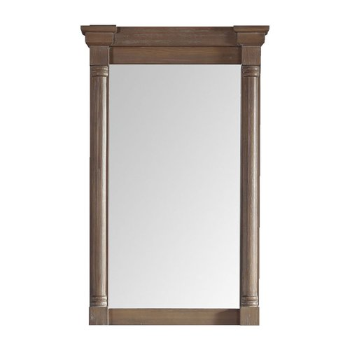 "43"" x 27"" Savannah Wall Mount Mirror - Driftwood <small>(#238-107-5911)</small>"