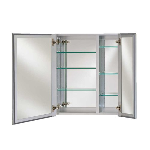 "Afina Broadway 28"" Wall Mount Mirrored Medicine Cabinet - Polished DD 2830 R BRD (PE)"