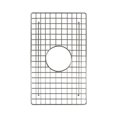 "Native Trails 10-1/4"" x 17-1/4"" Kitchen Sink Grid - Stainless Steel GR1710-SS"