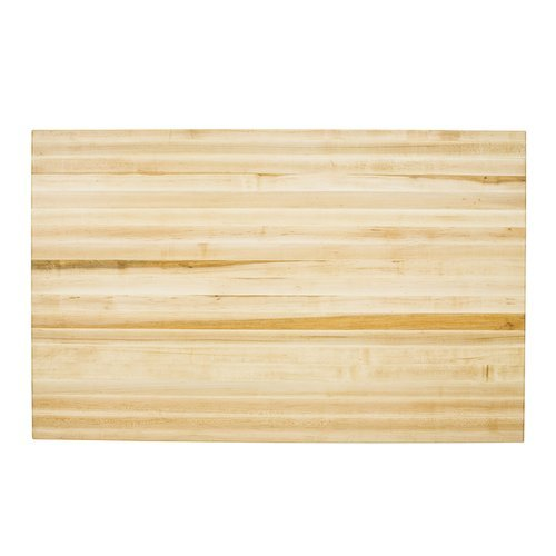 "Jeffrey Alexander 54"" Hard Maple Edge Grain Butcher Block Top Only ISL01-TOP"