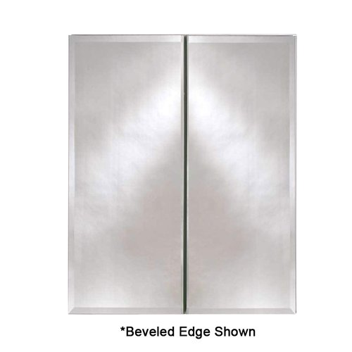 "Broadway 25"" Wall Mount Mirrored Medicine Cabinet - Polished <small>(#DD 2519 R BRD (PE))</small>"