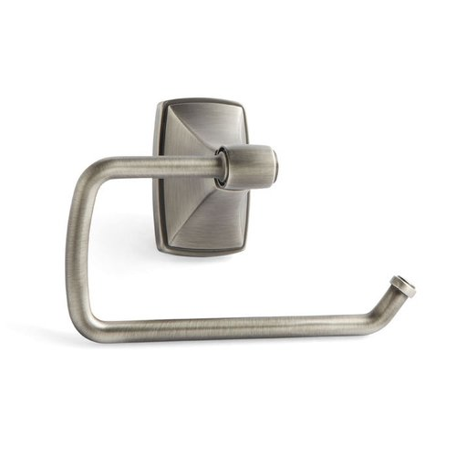 Clarendon Tissue Roll Holder Antique Silver <small>(#BH26500-AS)</small>