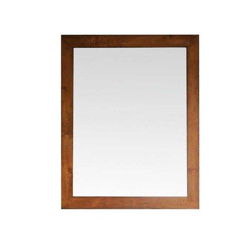 "36"" x 1-1/4"" Legacy Wall Mount Mirror - Golden Burl <small>(#LEGACY-M36-BU)</small>"