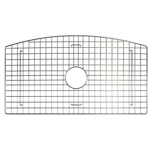 "Native Trails 27"" x 15"" Kitchen Sink Bottom Grid - Stainless Steel GR2715-SS"