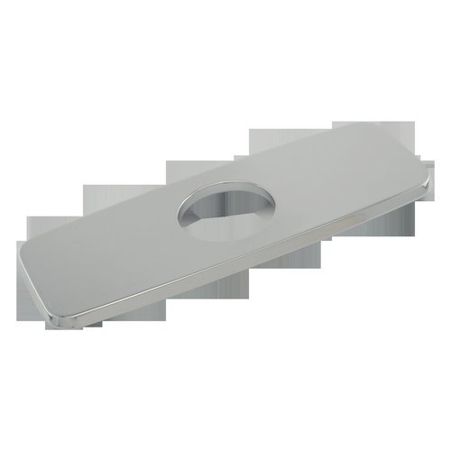 Four Inch Cover Plate For Faucet Spouts - Polished Chrome <small>(#THP3158#CP)</small>